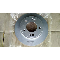 Диск тормозной задний (Hyundai-KIA) 584113X300