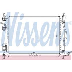 Радиатор, охлаждение двигателя (Nissens) 66757