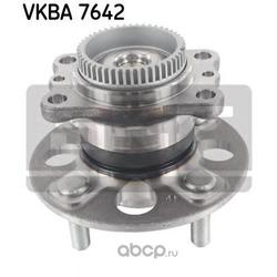 Комплект подшипника ступицы колеса (Skf) VKBA7642
