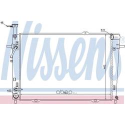 Радиатор охлаждения (Nissens) 67479