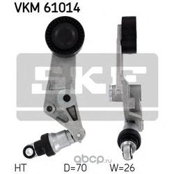 Натяжной ролик, поликлиновой ремень (Skf) VKM61014