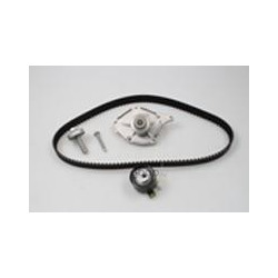 Водяной насос + комплект зубчатого ремня (Metelli) 3009771