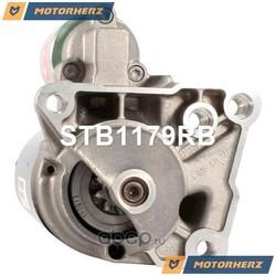 Стартер оригинальный восстановленный (Motorherz) STB1179RB