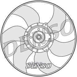 Вентилятор радиатора DENSO (Denso) DER23001