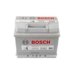 Батарея аккумуляторная 63А/ч 610А 12В обратная полярн. стандартные клеммы (Bosch) 0092S50050