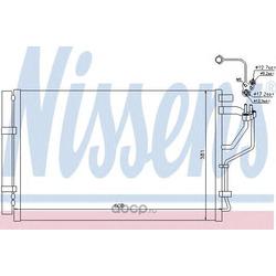 Конденсатор, кондиционер (Nissens) 940268