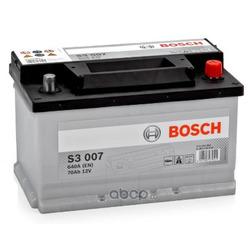 АКБ, залитая эл-литом и заряж. (Bosch) 0092S30070