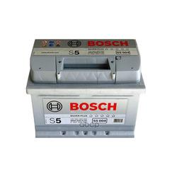 Батарея аккумуляторная 60А/ч 600А 12V обратная поляр. стандартные клеммы (Bosch) 0092S50040