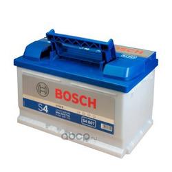 Батарея аккумуляторная 72А/ч 680А 12В обратная полярн. стандартные клеммы (Bosch) 0092S40070