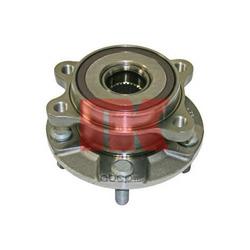 Комплект подшипника ступицы колеса (Nk) 754537