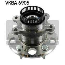 Комплект подшипника ступицы колеса (Skf) VKBA6905