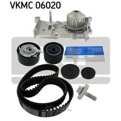 Водяной насос + комплект зубчатого ремня (Skf) VKMC06020