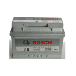 АККУМУЛЯТОРНАЯ БАТАРЕЯ 65AH 720A (С ЭЛЕ (Bosch) 0092S50070