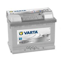 Батарея аккумуляторная 63А/ч 610А 12В обратная полярн. стандартные клеммы (Varta) 5634000613162