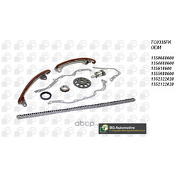 Комплект цели привода распредвала (Bga) TC0335FK