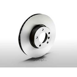 Торм.диск облегч.констр. вентилируемый (BMW) 34116794429