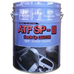 Масло трансм. АКПП полусинтетика, 20л (Hyundai-KIA) 0450000A00