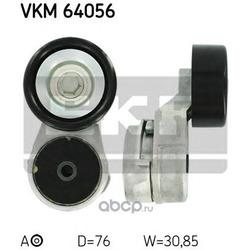 Натяжной ролик, поликлиновой ремень (Skf) VKM64056