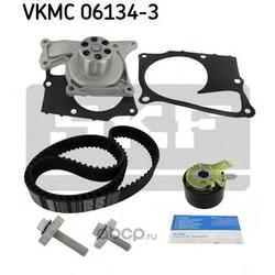 Водяной насос + комплект зубчатого ремня (Skf) VKMC061343
