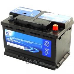 Батарея аккумуляторная 70А/ч 640А 12V обратная поляр. стандартные клеммы (GENERAL MOTORS) 93189922