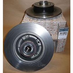 Тормозной диск (RENAULT) 7701207823