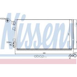 Конденсатор, кондиционер (Nissens) 940259