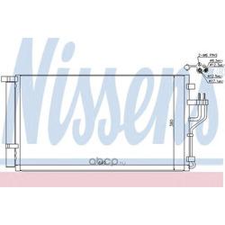 Конденсатор (Nissens) 940351