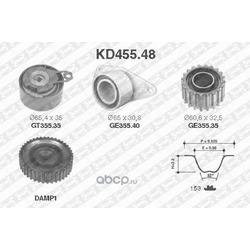 Комплект ремня ГРМ (NTN-SNR) KD45548