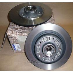 Тормозной диск (RENAULT) 432007595R