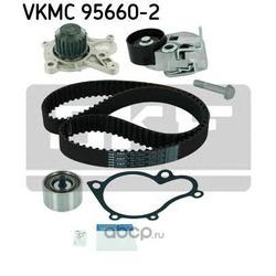 Водяной насос + комплект зубчатого ремня (Skf) VKMC956602