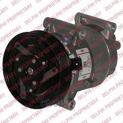Компрессор кондиционера (Delphi) TSP0155831