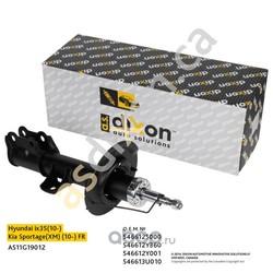 Амортизатор передний правый (a.s.dixon) AS11G19012