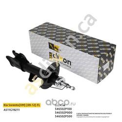 Амортизатор передний левый (a.s.dixon) AS11G19211