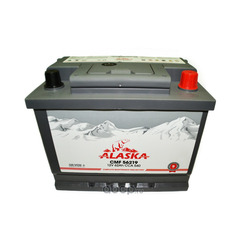 Батарея аккумуляторная 62А/ч 540А 12В обратная полярн. стандартные клеммы (ALASKA) 8808240010580