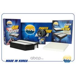 Комплект фильтров Sportage SL бензин 3 шт масл, возд, салон (AMD) AMDSETF38