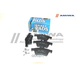 Колодки тормозные дисковые задние (Amiwa) CD01469
