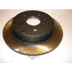 Тормозной диск (Ashika) 6102230