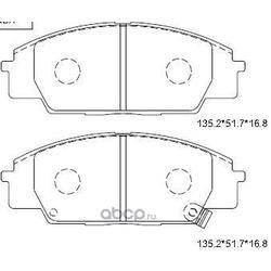 колодки тормозные (ASIMCO) KD1795