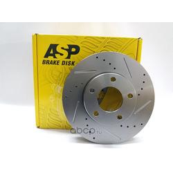Тормозной диск MAZDA 3 1.6 (BK, BL), 5 (CR, CW) перед. вент. (ASP) 350212S