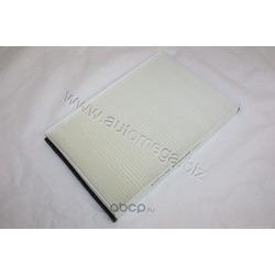 Фильтр вентиляции салона / OPEL Astra-G/H,,Zafira (Delphi) (AUTOMEGA) 180046110