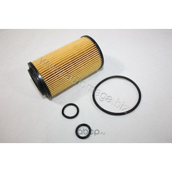 Фильтр масляный [картридж] (AUTOMEGA) 180038710
