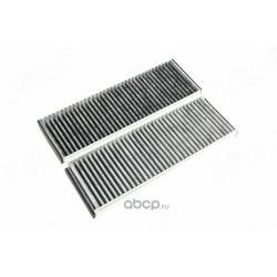 Фильтр салона AUDI A6 (4F) carbon ком-кт 2шт. (AUTOMEGA) 180050910