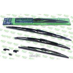 Каркасная щетка стеклоочистителя 400мм/16 (AYWIparts) AW2010040