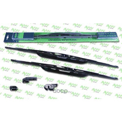 Каркасная щетка стеклоочистителя (спойлер) 500мм/20 (AYWIparts) AW2020050