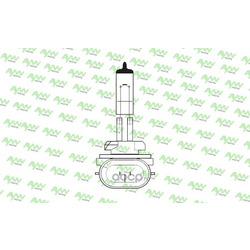 Лампа галогеновая (AYWIparts) AW1910013