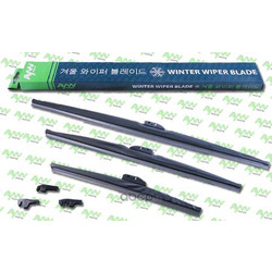 Зимняя щетка стеклоочистителя 400мм/16 (AYWIparts) AW2030040