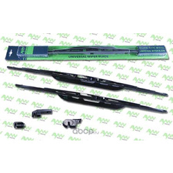 Каркасная щетка стеклоочистителя (спойлер) 600мм/24 (AYWIparts) AW2020060