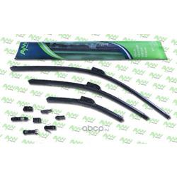 Бескаркасная щетка стеклоочистителя 400мм/16 (AYWIparts) AW2040040