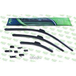 Бескаркасная щетка стеклоочистителя 550мм/22 (AYWIparts) AW2040055