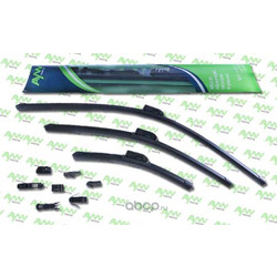 Бескаркасная щетка стеклоочистителя 600мм/24 (AYWIparts) AW2040060